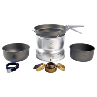 Trangia 25-7 Ultralight Hard Anodized Stove Kit With Gas Burner