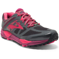 Brooks Women's Cascadia 11 Gtx Trail Running Shoes, Anthracite/teaberry/raspberry
