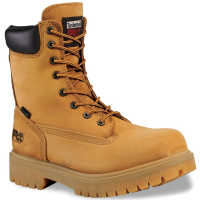 Timberland Pro Men's 8 Inch Soft Toe Waterproof Work Boots, Medium