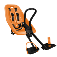 Thule Yepp Mini Child Bike Seat, Orange