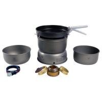 Trangia 25-3 Ultralight Hard Anodized Alcohol Stove Kit With Spirit Burner