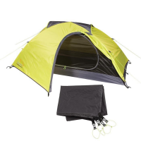 Peregrine Radama 1 Person Tent + Footprint Combo