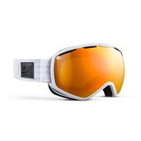 Julbo Atlas Goggles, White/orange - Mirror Spectron Double Lens Cat. 3