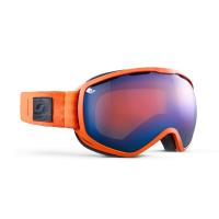 Julbo Atlas Goggles, Orange/blue - Mirror Spectron Double Lens Cat. 3
