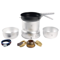 Trangia 27-3 Ultralight Stove Kit With Gas Burner