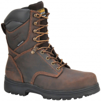 Carolina Men's 8 In. Waterproof Insulated Work Boots, Medium Width