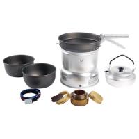 Trangia 27-8 Complete Ultralight Hard Anodized Alcohol Stove Kit