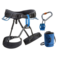 Black Diamond Momentum Ds Harness Package