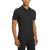 NAU Men's M2 Short-Sleeve Snap Polo