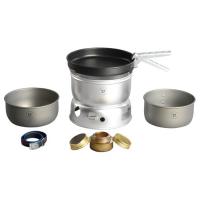 Trangia 25-9 Ultralight Hard Anodized Alcohol Stove Kit With Windshield