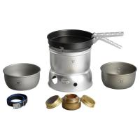 Trangia 27-9 Ultralight Hard Anodized Alcohol Stove Kit With Windshield