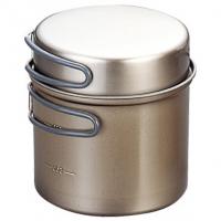 Evernew Titanium Non-Stick 1.4L Deep Pot With Handle