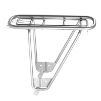 Thule Yepp Rear Rack (35Kg) 26In, Silver