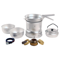 Trangia 27-2 Ultralight Alcohol Stove Kit With Kettle