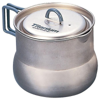 Evernew 800Ml Titanium Tea Pot