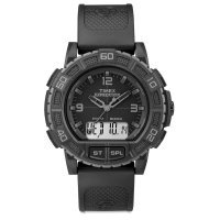 Timex Expedition Double Shock Blackout Watch