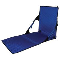 Crazy Creek Unisex Hex 2.0 Powerlounger Chair, Black/royal