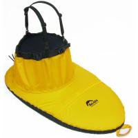 Seals Adventurer Sprayskirt, 2.5, Athletic Gold