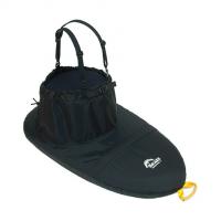 Seals Adventurer Sprayskirt, 1.7, Black