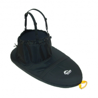 Seals Adventurer Sprayskirt, 2.5, Black