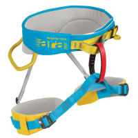 Singing Rock Ara Children's Sit Harness, Blue/yellow