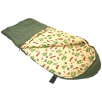 Ledge Kids' Springz 25 Degree Sleeping Bag