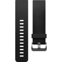 Fitbit Blaze Classic Accessory Band - Black, Large