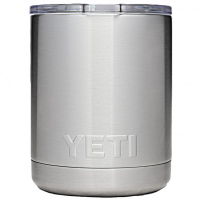 Yeti 10 Oz. Rambler Lowball Bottle With Lid