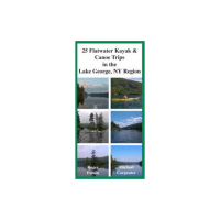 25 Kayak Trips, Lake George, Ny