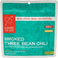 Good To-Go Smoked Three Bean Chili