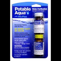 Potable Aqua Pa+Plus Water Purification