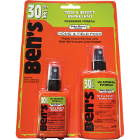 Amk Ben's Home And Field Insect Repellent Pack