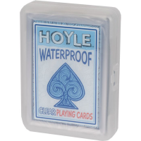Hoyle Clear Poker Cards