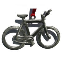 Creatively Yours Mountain Bike Ornament