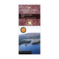 Nfct Map 8: Umbagog Lake To Rangeley Lake