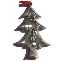 Creatively Yours Tree With Bird And Owl Ornament