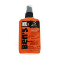 Amk Ben's 100 Max Insect Repellent, 3.4 Oz. Pump