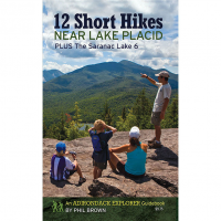 Lost Pond Press 12 Short Hikes Near Lake Placid
