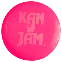 Kanjam Official Flying Disc, Hot Pink