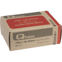 Q-Tubes 700C X 18-23Mm 32Mm Presta Valve Bicycle Tubes