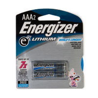 Energizer Aaa Lithium Batteries, 2-Pack