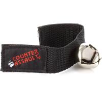 Counter Assault Bear Bell With Velcro Strap