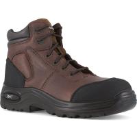 Reebok Work Men's Trainex Composite Toe 6 in. Work Boots, Wide