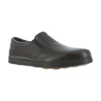Florsheim Work Men's Stoss Steel Toe Oxford Work Shoes, Brown, Wide