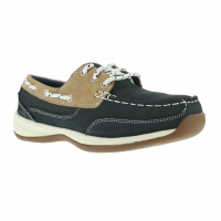 Rockport Works Women's Sailing Club Shoes, Wide