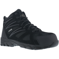 Knapp Men's Ground Patrol Composite Toe Hiking Boots, Wide Width