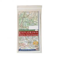 Exploring Nh's White Mountains Map
