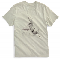 EMS Men's Climb On, Captain Irving Graphic Tee - Size M