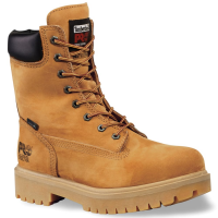 Timberland Pro Men's Steel Toe Insulated Logger Work Boots, Wide