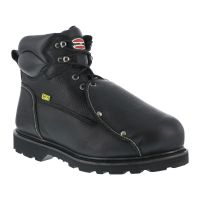 Iron Age Men's Ground Breaker Work Boots, Wide